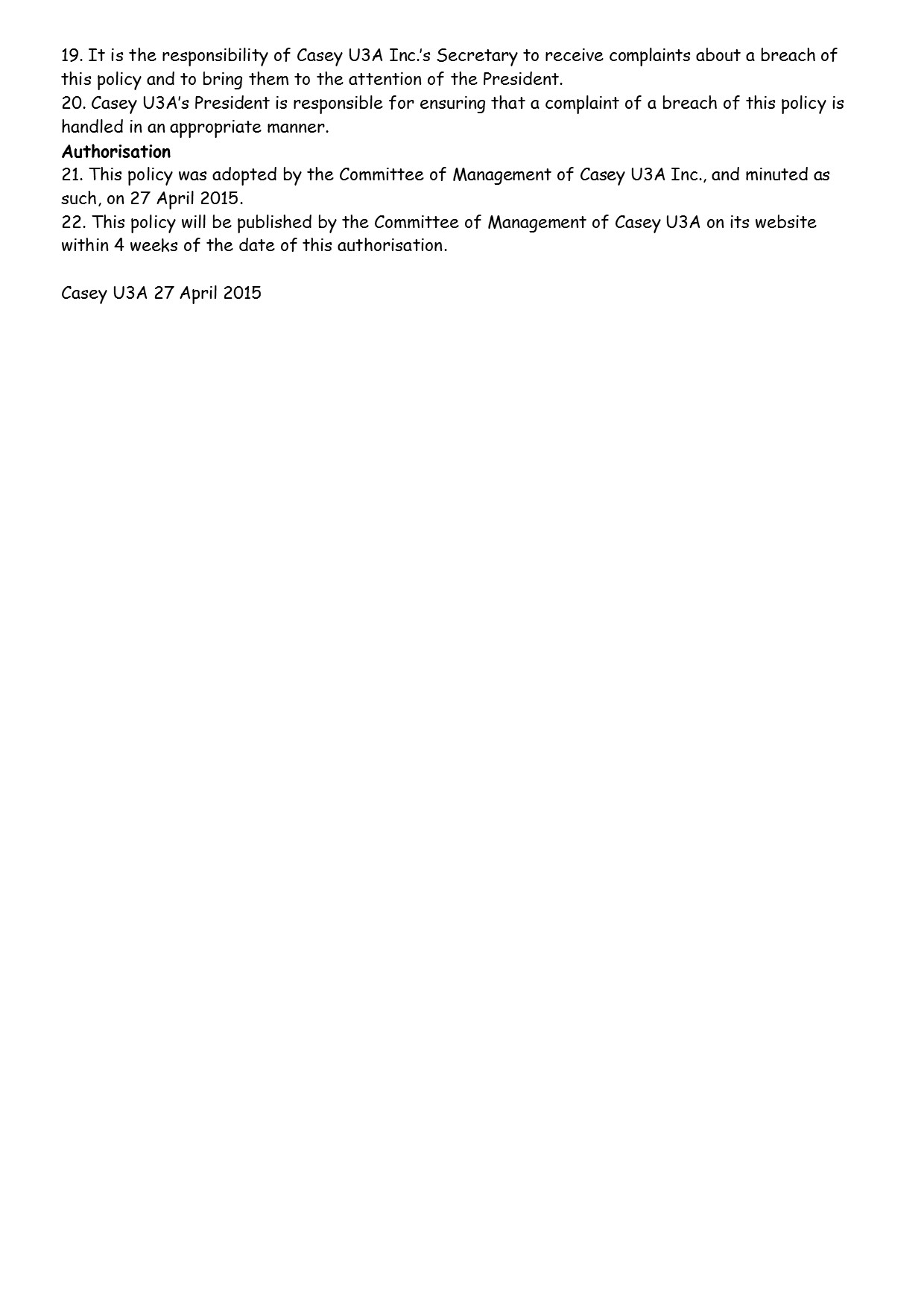 Anti-Discrimination Policy  pg3