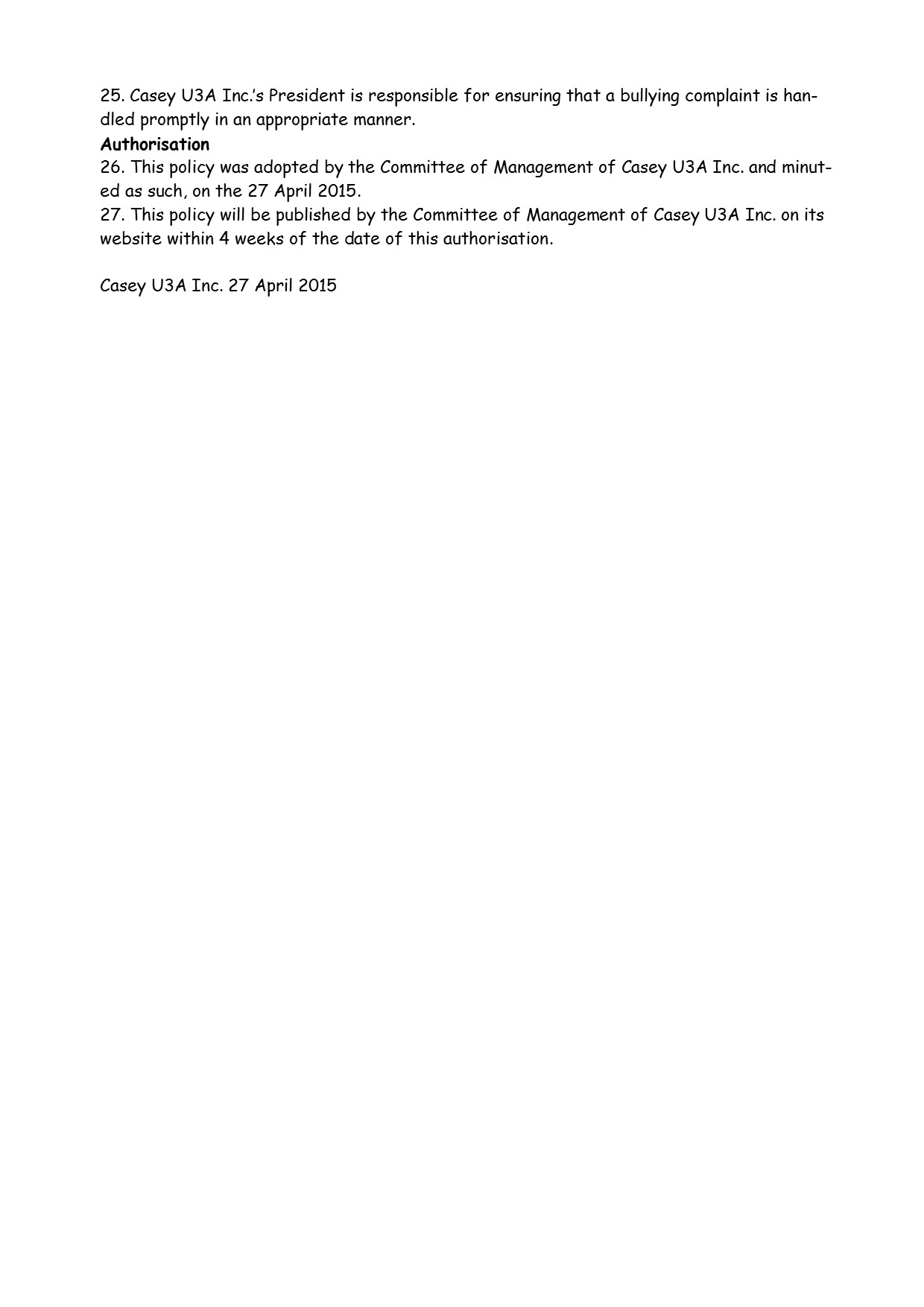 Bullying Policy pg3